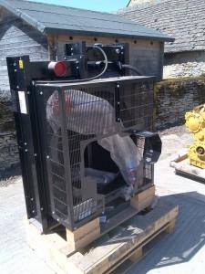 6CTAA radiator