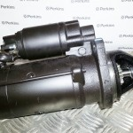 Perkins 2873K632 Starter Side View